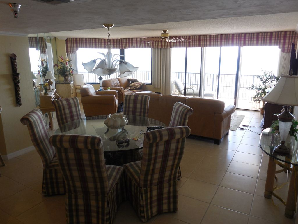 Property Image4 Oceanfront Penthouse Condo At Daytona Beach Shores With Amazing Views