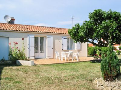 Photo for Lovely house for holidays in the heart of Saint-Hilaire-de-Riez