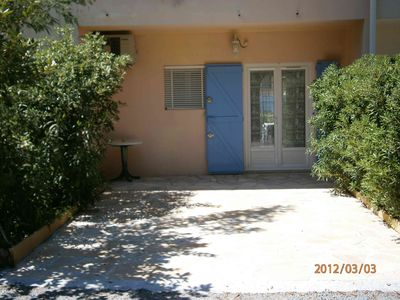 Photo for semi-detached villa condominium of 7 villa located between St Raphael St Tropez