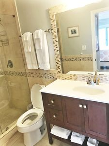 Master bath -- recently remodeled!