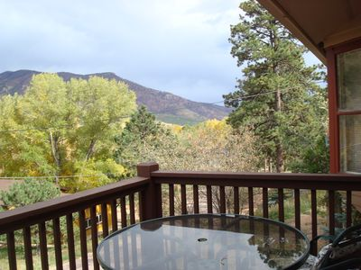 Photo for ROCKY MOUNTAIN RETREAT: BEAUTIFUL VIEWS AND GREAT LOCATION IN PIKE NAT'L  FOREST