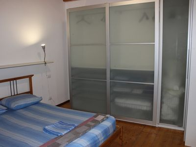 Photo for Nice apartment in an English style building. On the first floor, with air conditioning, wifi and sewing