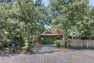 Cozy 3 BR, 2 BA home tucked away on a quiet street near the Old Mill
