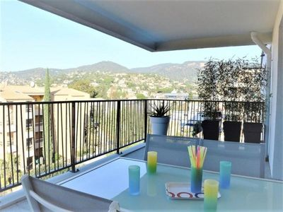 Photo for 1BR Apartment Vacation Rental in Le Lavandou