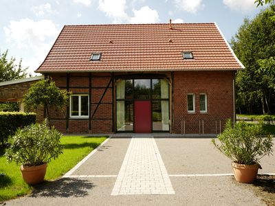 "Photo for Fantastic holiday home ""LandKate"" in the park landscape of the Münsterland"