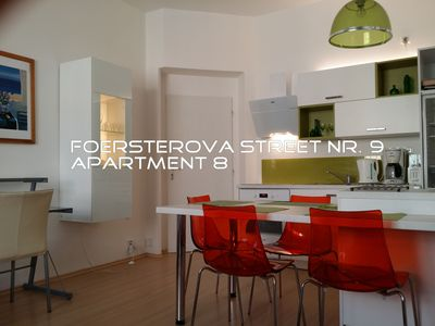 Apartment with 2 rooms, kitchenette and bathroom for 2-4 people