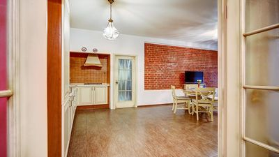 Photo for Luxury one bedroom apartment in the heart of St. Petersburg.