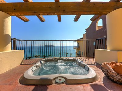 Photo for Villa Del Arco Two Bedroom Ocean Front Penthouse