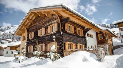 Photo for LUXURY CHALET in Lech