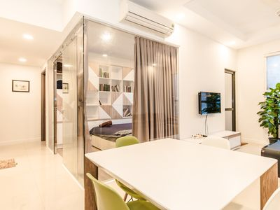 Photo for CENTER Luxury 3br Apartment - near Nguyen Hue str