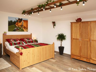 Photo for 1BR Apartment Vacation Rental in Markelsheim