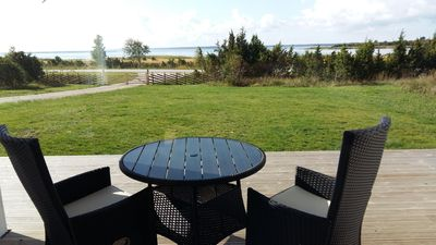 Photo for Holiday on the Baltic island of Hiiumaa in a beautiful holiday house with sea view.