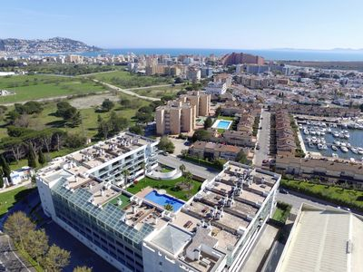 Photo for 1H - TIPO A - 422 PORTOMAR PLUS - REF: 101255 - Apartment for 4 people in Rosas / Roses