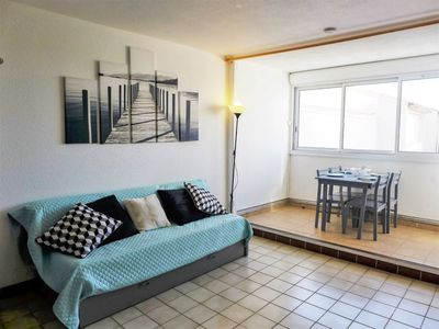 Photo for Apartment Les Balcons de la Méditerranée  in Narbonne - Plage, Hérault - Aude - 5 persons, 1 bedroom