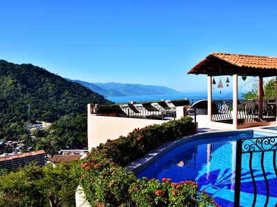Photo for Spectacular Ocean Views From Casa Patricia In Mismaloya