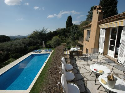 Photo for Sparkling 6 bedroom House in Mougins (Q6438)
