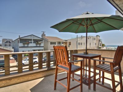 Photo for Perfect Location!  Ocean breezes and beautiful ocean views.