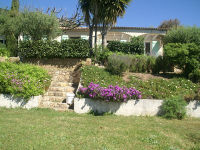 Photo for Villa on 1500 m² with stunning views located 10 minutes from the beach