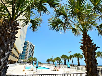 Photo for Penthouse views without the penthouse price! Total Luxury! Spend Spring Break in style!
