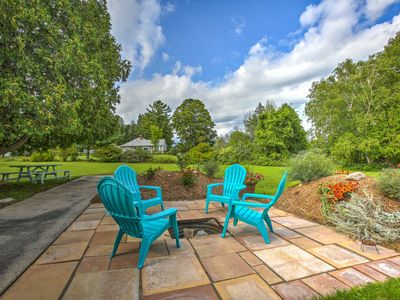 Photo for Dog-Friendly Charlevoix House - Close to Lake!