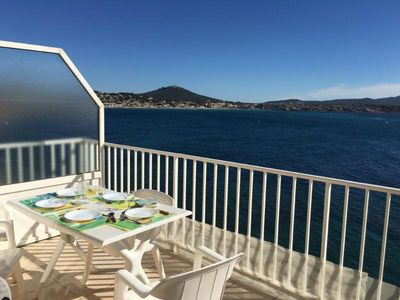 Photo for Holiday apartment Sanary sur Mer for 1 - 4 persons with 1 bedroom - Holiday apartment