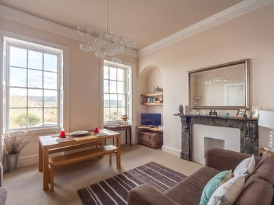 Photo for Beautiful 2 Bed Apartment, Central Bath, w/parking