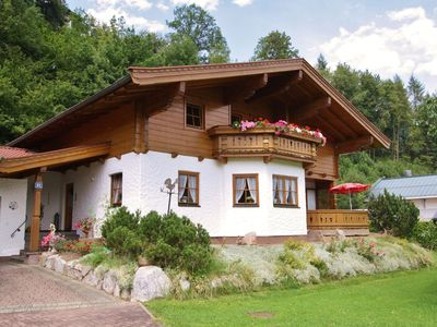 Photo for Well-maintained apartment at the edge of a cosy village with view of the mountains