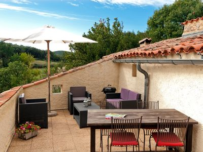 Photo for 2BR Cottage Vacation Rental in Anduze, Occitanie