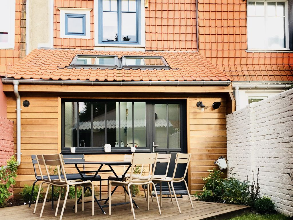 Beach House Rental Le Touquet