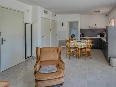 Photo for Nice apartment for 2 guests with A/C, WIFI, TV and parking