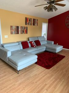 Photo for Super Bowl ready, game time sleeps up to 16 people comfortably