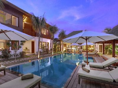 Photo for Pool Villa 3655 six bedrooms in Seminyak