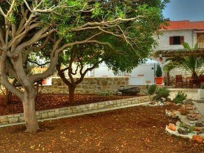 Photo for 4BR Villa Vacation Rental in Postira, Island Brac