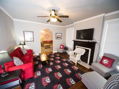 Photo for Tuscaloosa Charmer-Walking distance to Stadium and Downtown!!