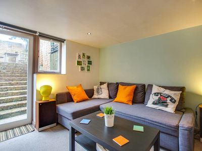 Photo for Charming 1 bed sleeps 4 in Camden w/garden