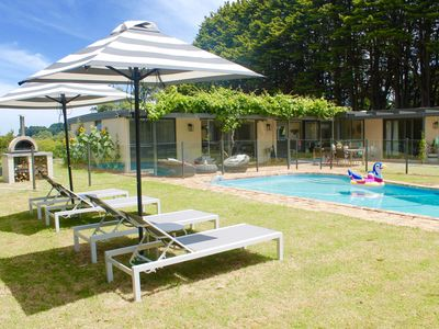Photo for Newly Renovated Holiday House, 4 bedrooms, swimming pool, outdoor entertaining.
