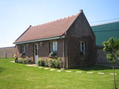 Photo for '' At the henhouse '' Somme Bay Near (cottage rental: cap 4 pers.).