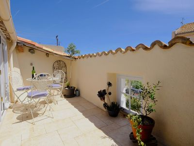Photo for Delightful home in Olonzac, walking distance to all cafes/restaurants/amenities