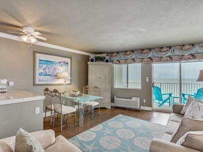 Photo for Snowbirds Welcome! Penthouse Beach Views, Lots of Amenities
