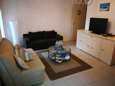 Photo for 1BR Apartment Vacation Rental in Les Mathes