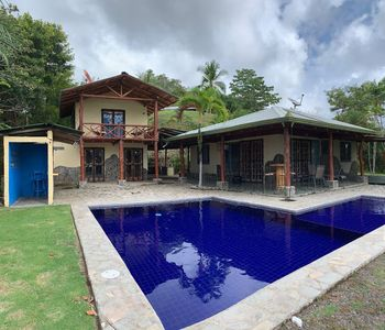 Photo for Beautiful Ocean/Mountain Views - Very Private Property with Pool - 8 Guests