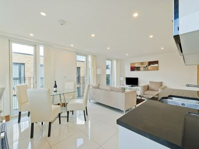Photo for 36 Churchway - Two Bedroom Apartment, Sleeps 5