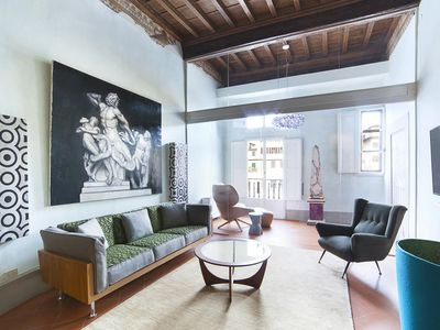 Photo for Piazza S. Croce I - luxury 2 bedrooms serviced apartment - Travel Keys