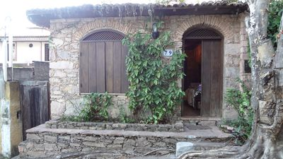 Photo for Charming house completely in stone a few meters from the historical center. Ideal for