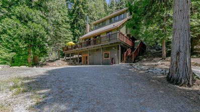 Photo for Strawberry/Tahoe Mountain Getaway-Family Friendly w/Pool Table & Amazing Views