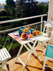 Photo for T3 for 6 people quiet, fully equipped, Chay beach + shops on foot, wifi