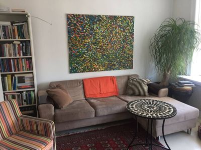 Photo for Generous&Beautiful Artistic flat 5 min from Center