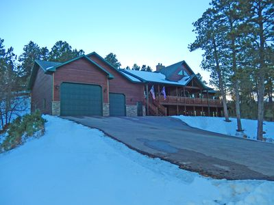 Photo for 3BR House Vacation Rental in Whitewood, South Dakota