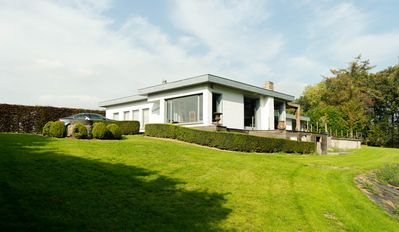 Photo for Holiday home René on a large and fully enclosed property with forest and pond