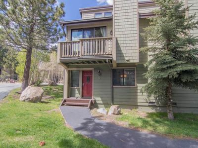 Photo for Roomy Central Mammoth 3 Story Condo